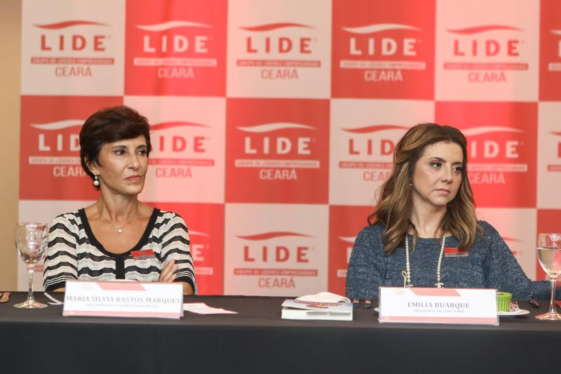 Silvia Bastos e Emilia Buarque
