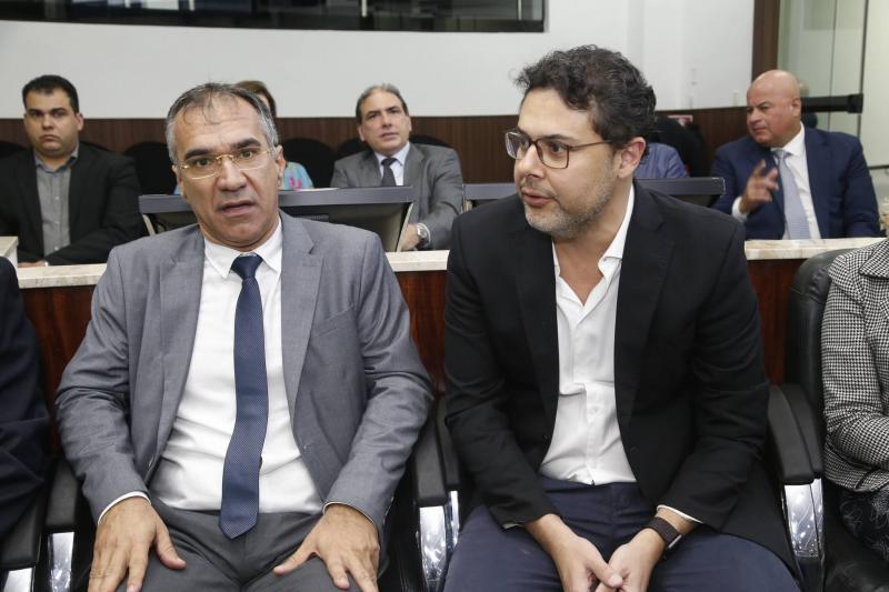 Eduardo Neves e Gustavo Cruz