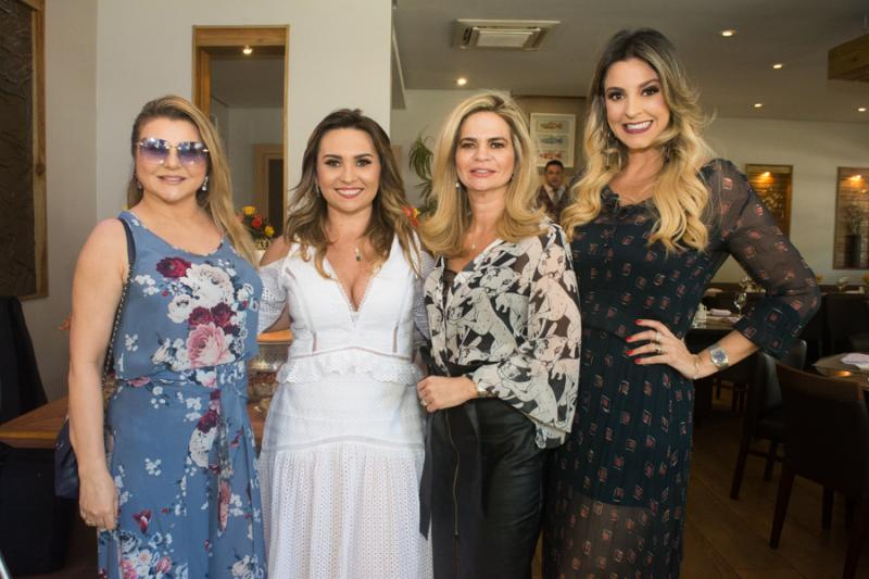 Giovana Guimaraes, Socorro Medeiros, Germana Cavalcante e Carol Mello