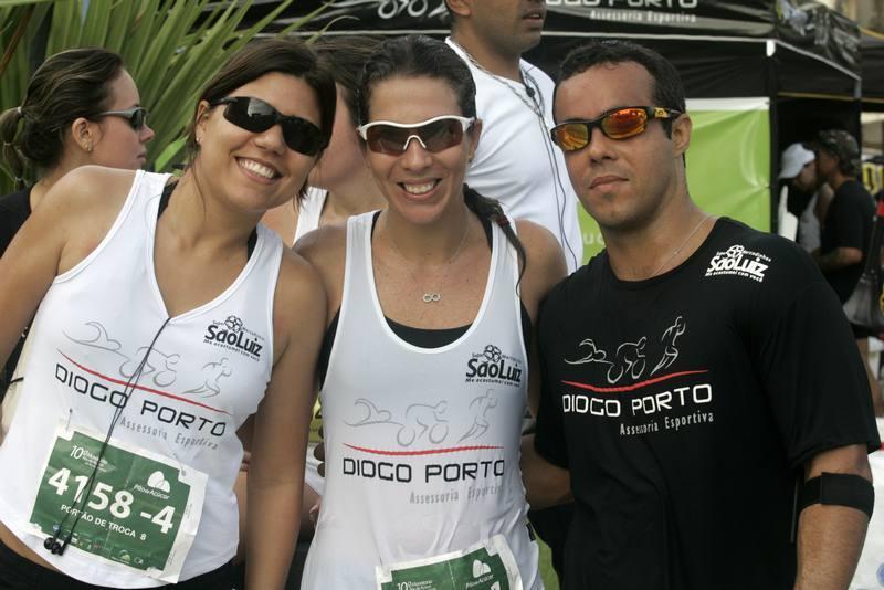 Ingrid Vieira, Michelle Borba e Magi Frota