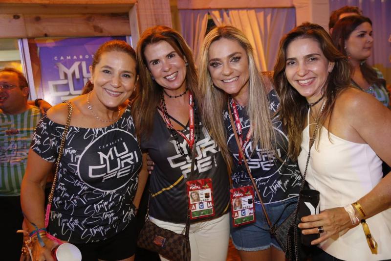 Patricia Macedo, Alexandra Pinto, Celia Magalhaes e Karina de Castro 2