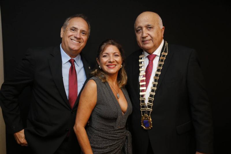 Pedro e Ivana Perez e Epitacio Vasconcelos