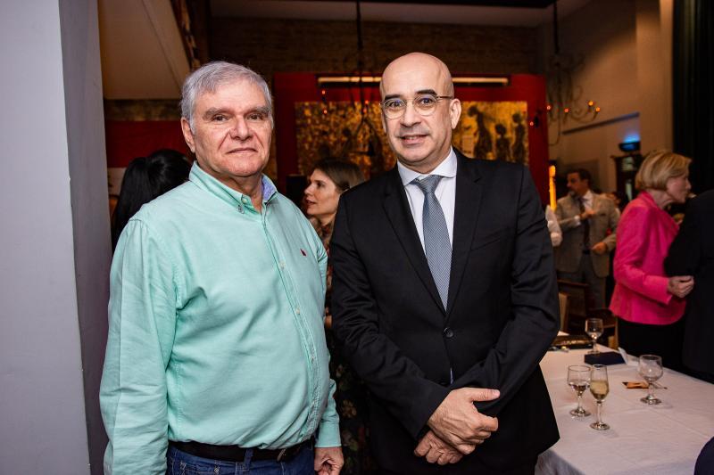 Gilberto Sztutman e Francisco Brandao