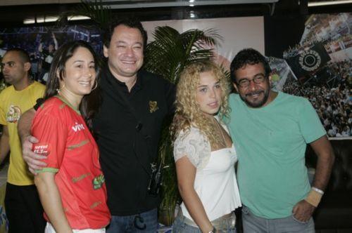 Larissa Coelho, Pedro Neto, Maria Aragao e Rei