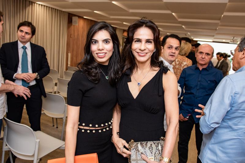 Alessandra e Sandra Rolim