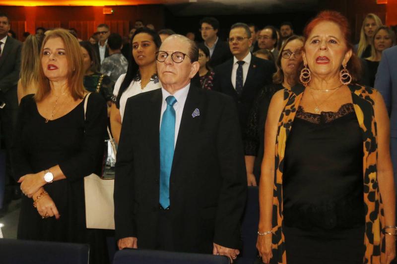 Hilaria Berreto, Francisco Otavio e Fatima Duarte