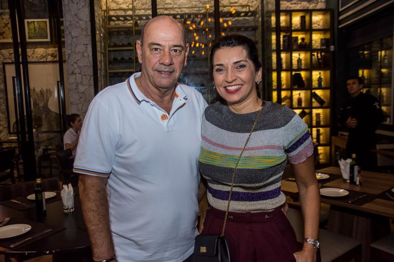 Fernando e Marcia Travessoni