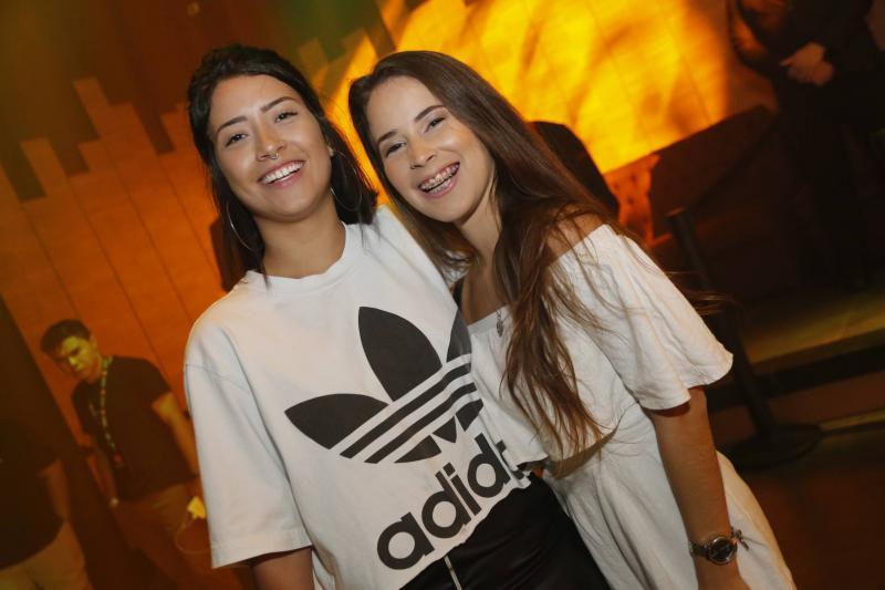 Japa Costa e Arielly Pinheiro