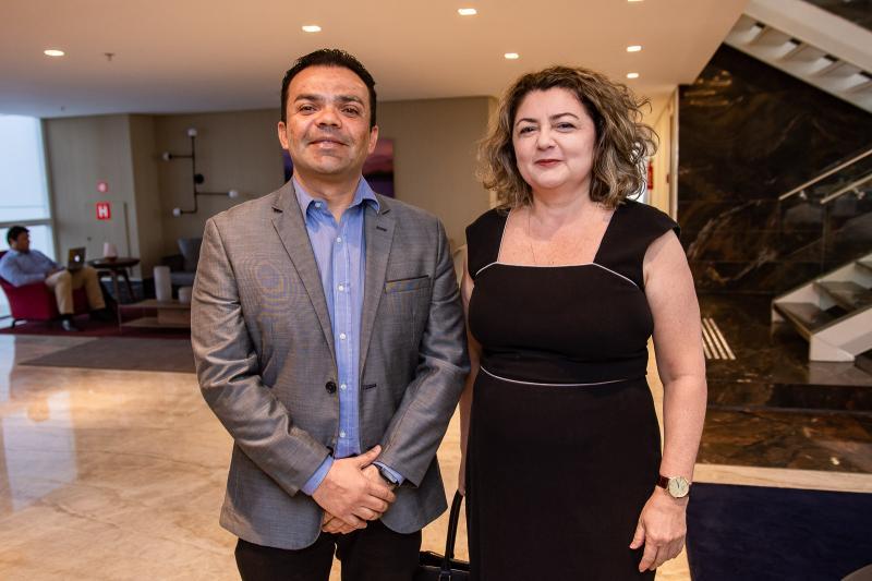 Romulo Lavour e Francisca Lemos