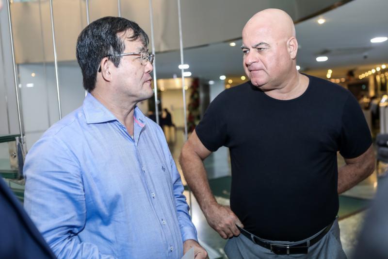 Wilian Nipon e Luciano Cavalcante