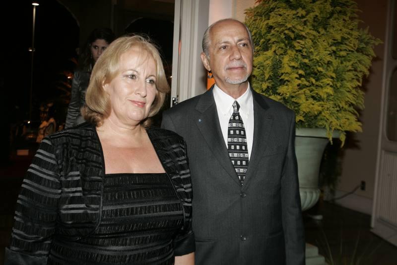 Anete e Marcos de Castro
