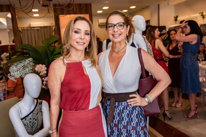 Ana Paula Daud e Marcia Andrea