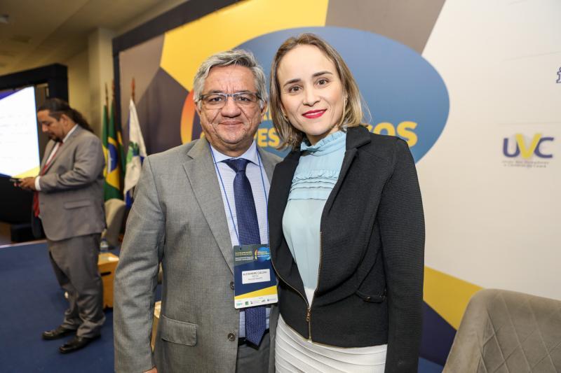 Alexandre Cialdini e Fernanda Pacobahyba