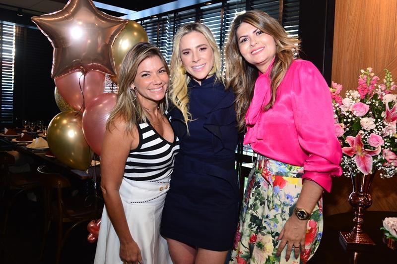Vanessa Queiroz, Martinha Freire e Michelinne Pinheiro