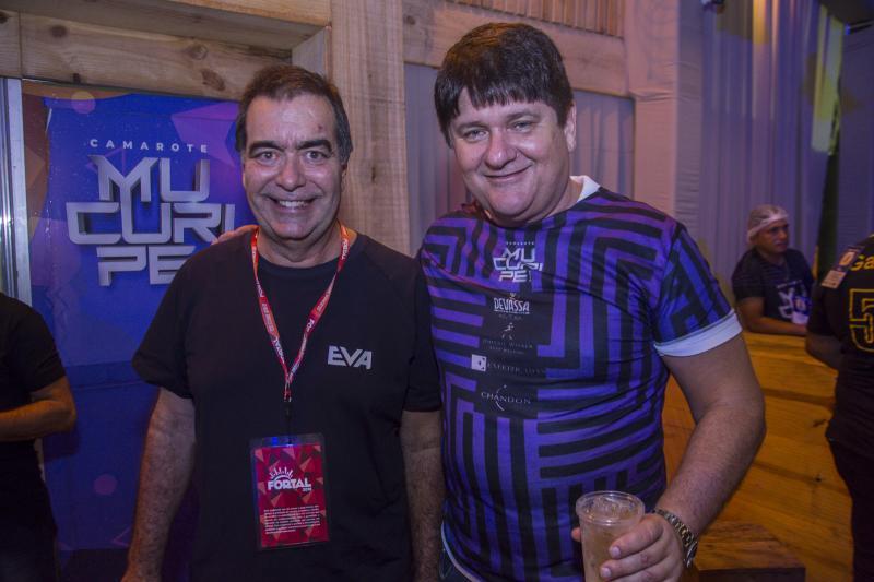 Andre Silveira e Afonso Benevides