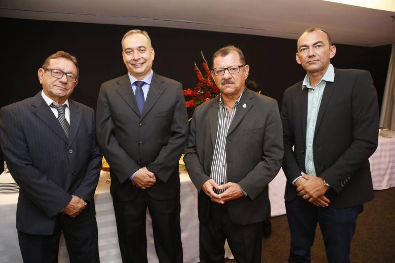 David Nunes, Madson Cardoso, Antonio Moreira e Eliab Albuquerque