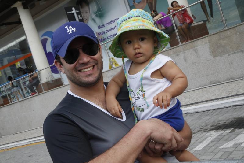 Elias e Benjamin Paniago