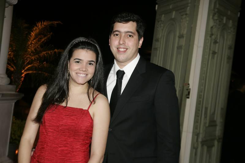 Priscila e Thiago Leal
