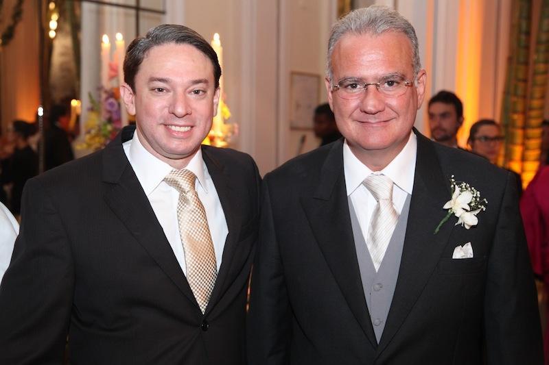 Paulo Vale e Chiquinho Feitosa