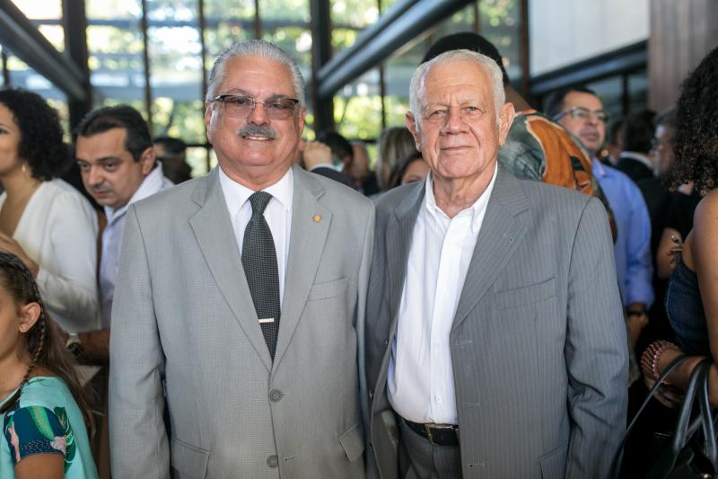 Victor Frota Pinto e Flavio Saboya
