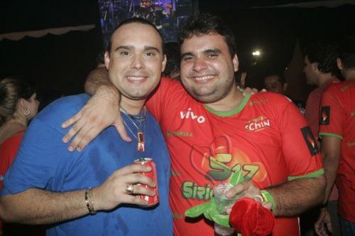 Julio Macedo e Joao Meneleu