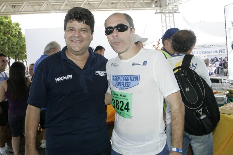 Colombo Cialdini e Betinho Santos