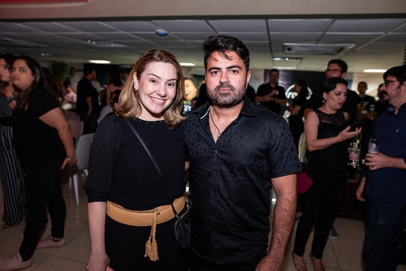 Nicole e Bruno de Almeida