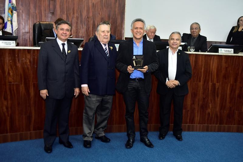 Jose Porto, Idalmir Feitosa, Adelson Viana, Eron Moreira