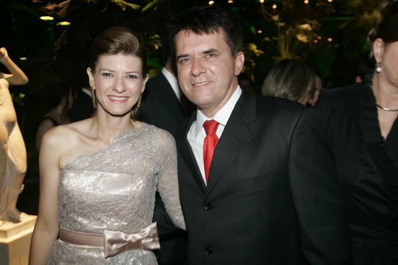 Cristina e Marcelo Brasil