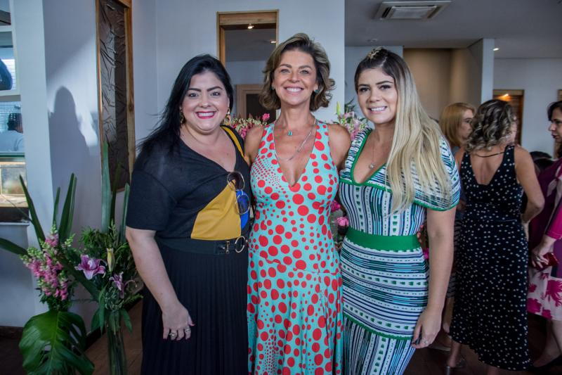 Viviane Almada, Ana Cristina Wolf e Renata Rocha