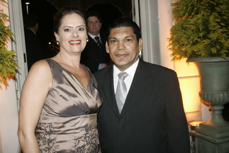 Ana Celina e Francisco Bandeira