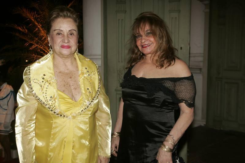 Vanda Palhano e Celia Gaspar