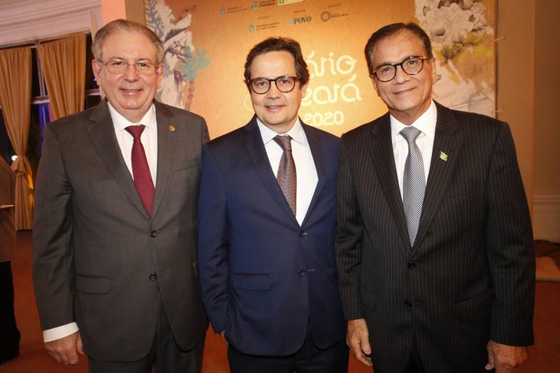 Ricardo Cavalcante, Edilberto Pontes e Beto Studart 2
