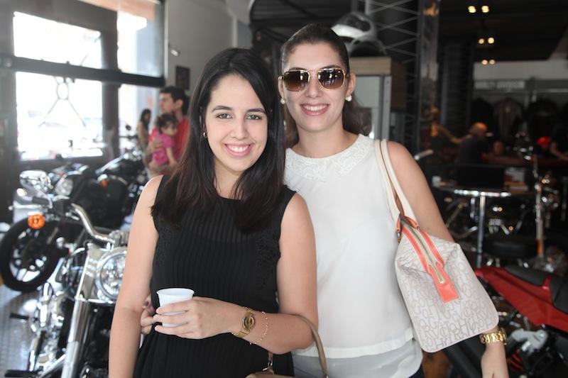 Mariana Muller e Camila Albuquerque