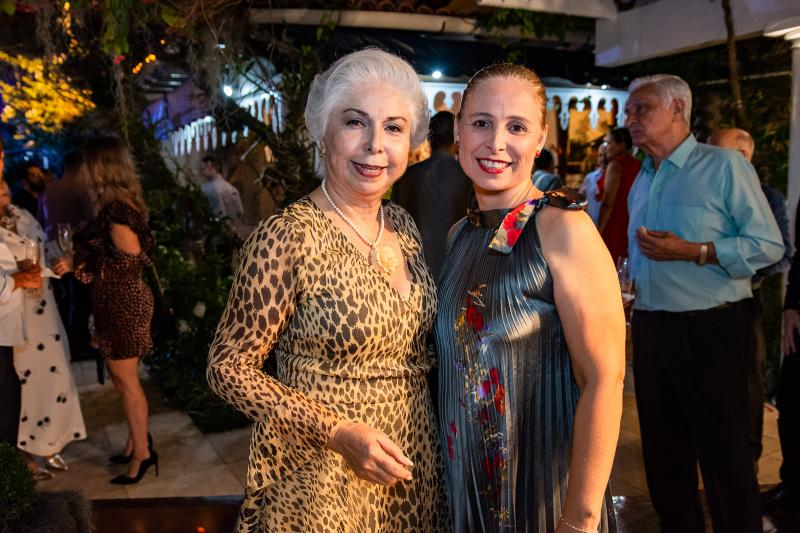 Alodia e Samira Guimaraes