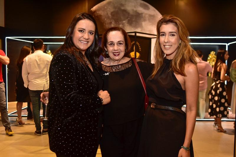 Livia Cravicenco, Tania Leitao, Raquel Machado