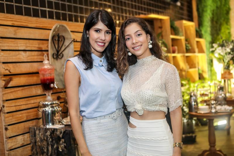 Flavia Simoes e Eugenia Ventura