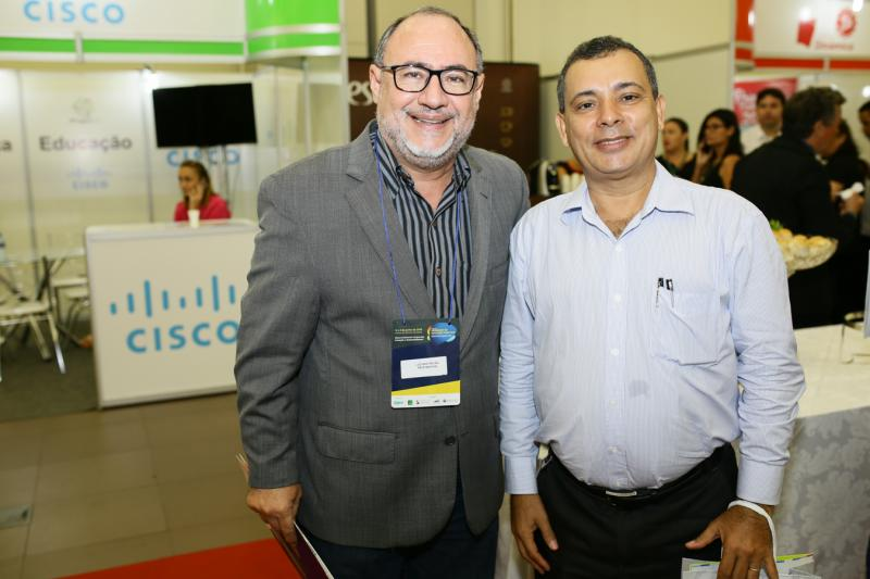 Luciano Feijão e Galba Freire