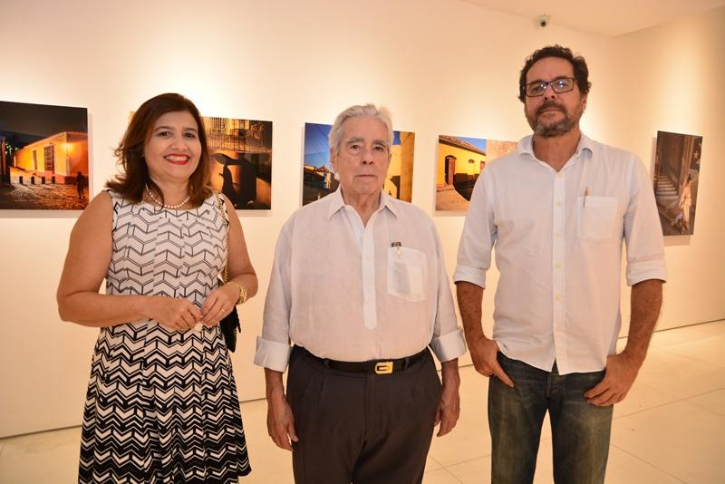 Luciana Alencar, Everardo Moises e
