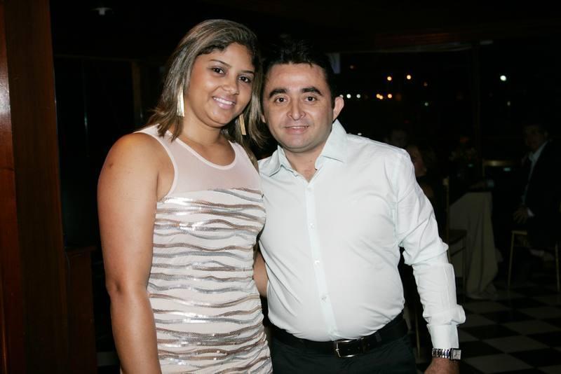 Rafaela e Ricardo Ferreira