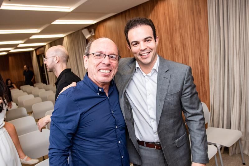 Andre Montenegro e Drausio Barros Leal