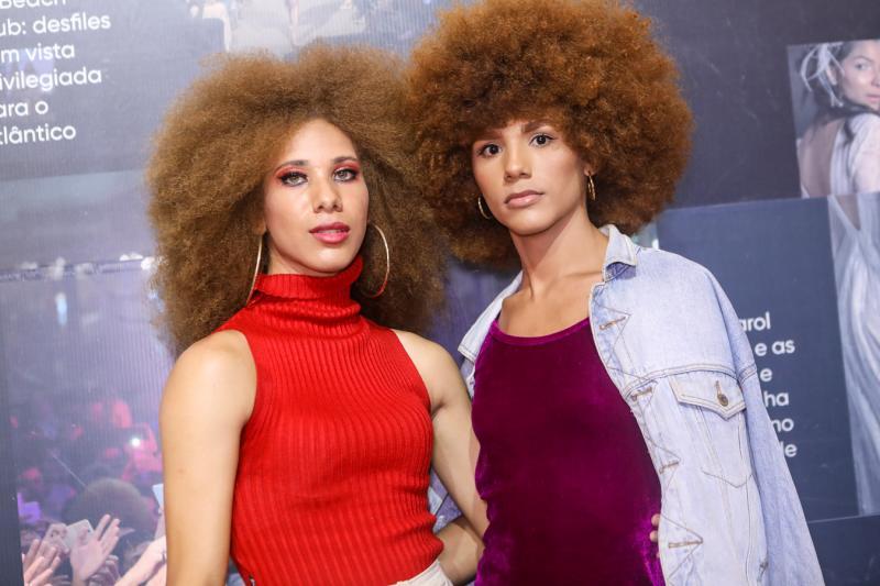 Sol Duarte e Eva Furtado