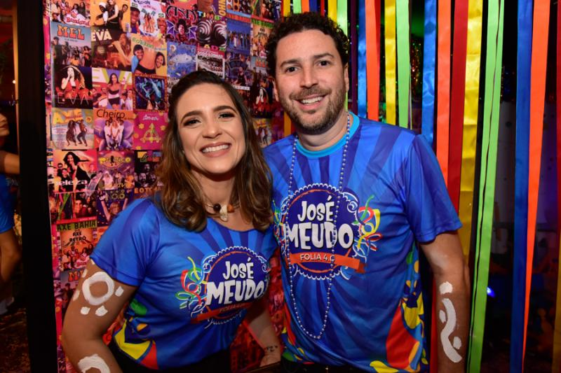 Juliana e Rodolfo Leitao