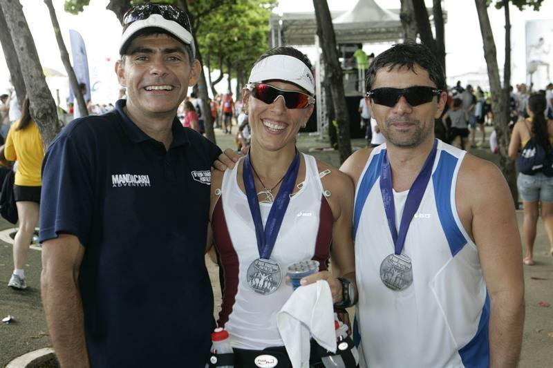 Adolfo e Simone Perdigao e Paulo Carvalho