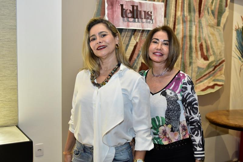 Gina e Tereza Paiva