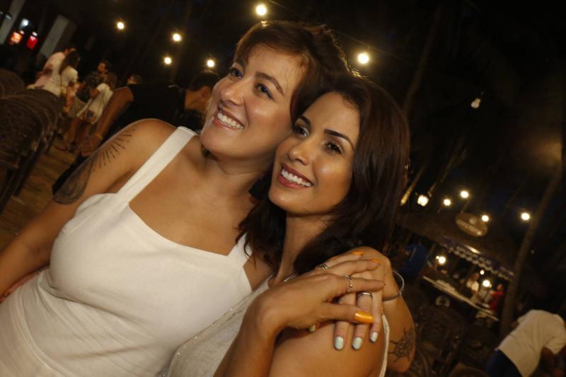 Helen Ramos e Ingrid Machado