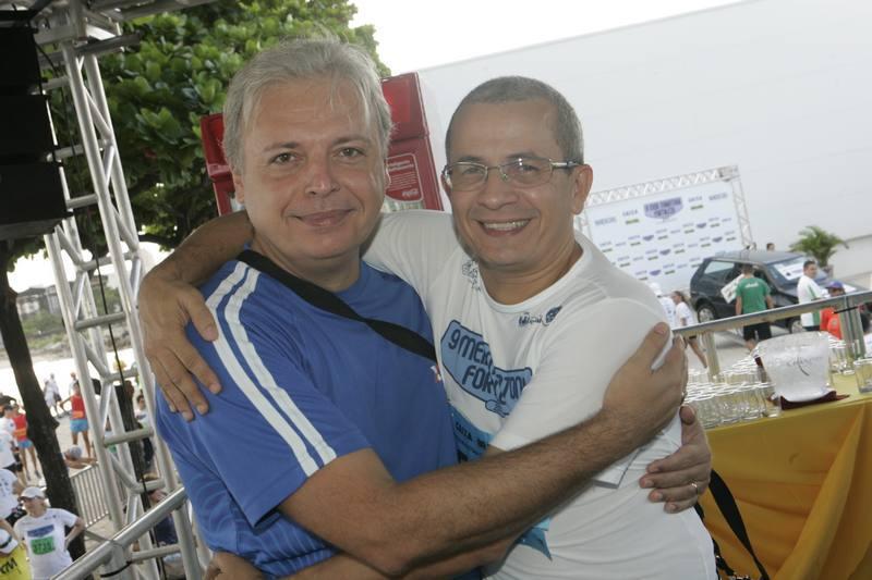 Welington Nunes e Francisco Barbosa
