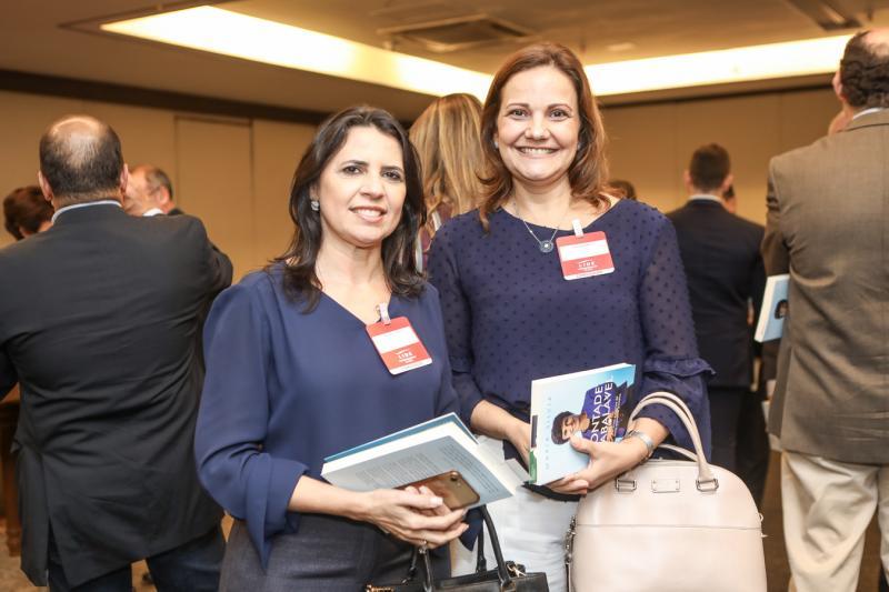 Maju Ferreira e Cristina Boris
