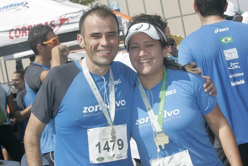 Andre e Juliana Mota