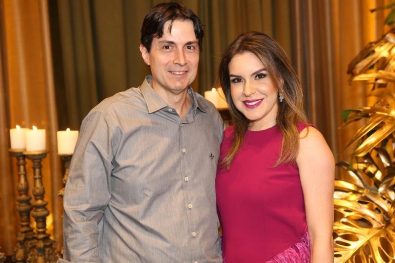 Marcelo e Renata Pinheiro